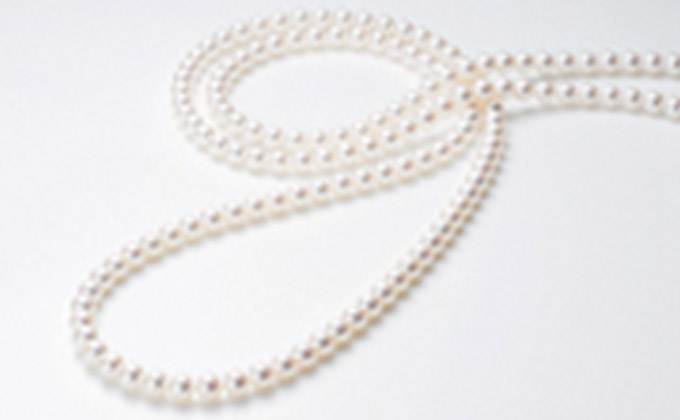 Akoya Long Pearl Necklace